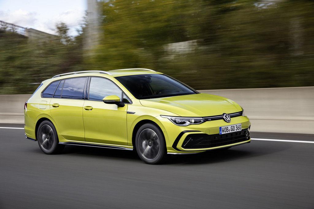 VW Golf Variant a Altrack 2021 cennik