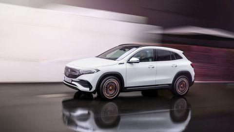 Nový Mercedes-Benz EQA  2021 oficiálne: Slušný dojazd, prémiová cena