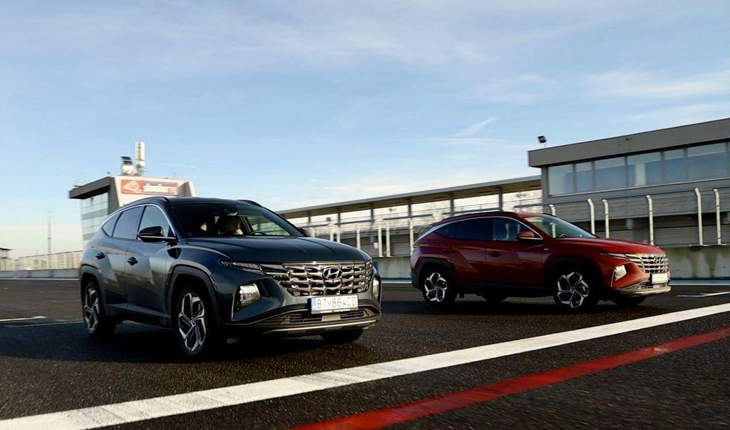 TEST Hyundai Tucson 1.6 T-GDi Hybrid vs 1.6 CRDi 48V: Ktorý by sme si vybrali?
