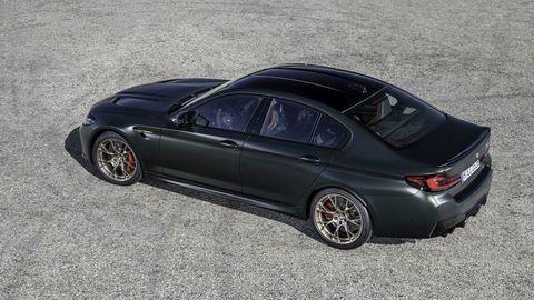 """Nové BMW M5 CS oficiálne: Najvýkonnejšie """"eMko"""" v histórii pózuje vo veľkej fotogalérii"""