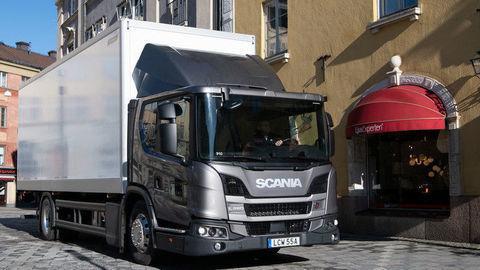 Scania predstavuje EAS