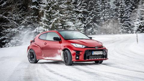 Toyota GR Yaris na snehu: Splnil som si sen (VIDEO a TEST)