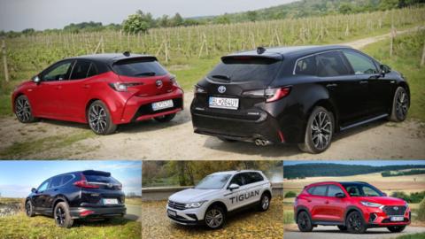TOP 10 najpredávanejších áut a značiek roka 2020