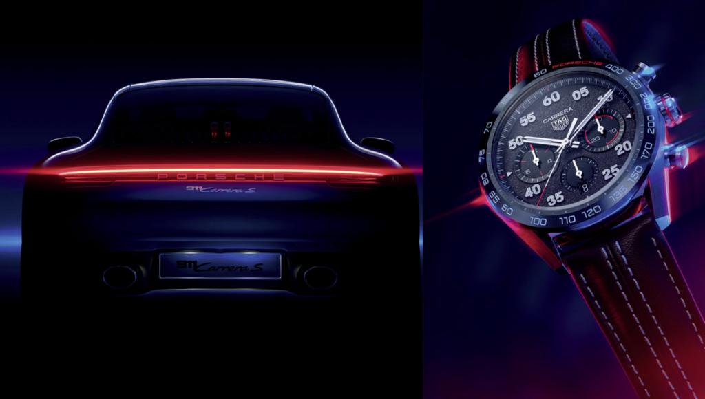 TAG Heuer Carrera Porsche Chronograph.