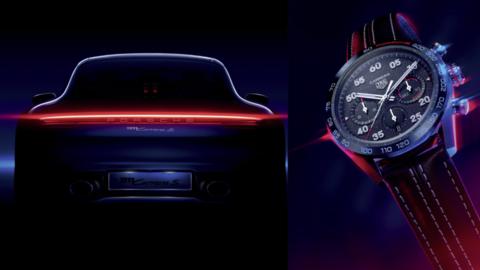 TAG Heuer predstavil hodinky inšpirované legendárnym Porsche