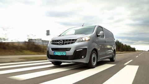 VIDEOTEST Opel Vivaro-e 75 kWh: Zaujme komfortom, nabíjaním a výborne jazdí