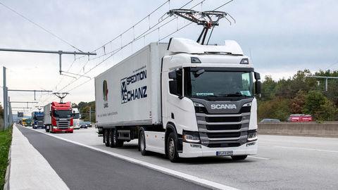 Predĺžili elektrifikovaný úsek na diaľnici
