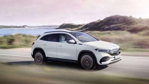 """Mercedes-Benz EQA je v predaji. Prichádza aj ako """"limitka"""" Edition 1"""
