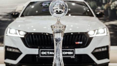 Auto roka 2021 vSR je Škoda Octavia
