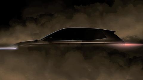 Škoda ukázala bočnú siluetu novej Fabie 2021. Jej premiéra už klope na dvere