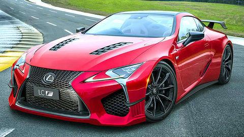 """Tri nové nadupané Lexusy s odznakom """"F"""": Japonské média prinášajú informácie zo zákulisia"""