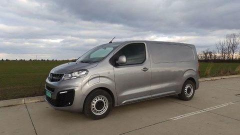 Opel Vivaro-e 75kWh. Najlepšia elektrická dodávka? Podrobná technická recenzia (VIDEO)
