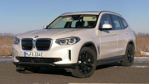 JAZDA BMW iX3: Výborne zvládnutý elektrický pohon (VIDEO)