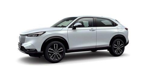 Nová Honda HR-V 2021 oficiálne: Na základoch Jazzu a s hybridným srdcom