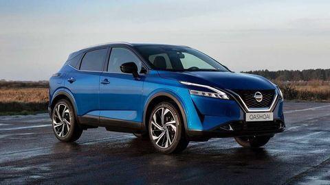 Nový Nissan Qashqai 2021 detailne: Väčší, komfortnejší a s unikátnym pohonom e-Power