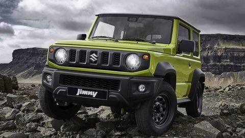 Suzuki Jimny sa vracia do Európy. Oficiálne ako malá dodávka!