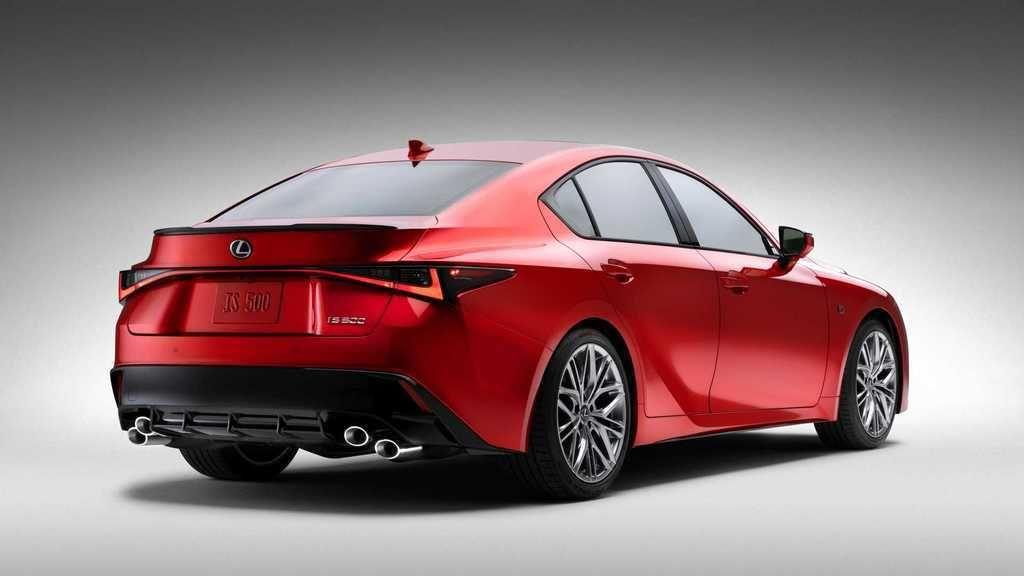 Lexus IS 500 F Sport