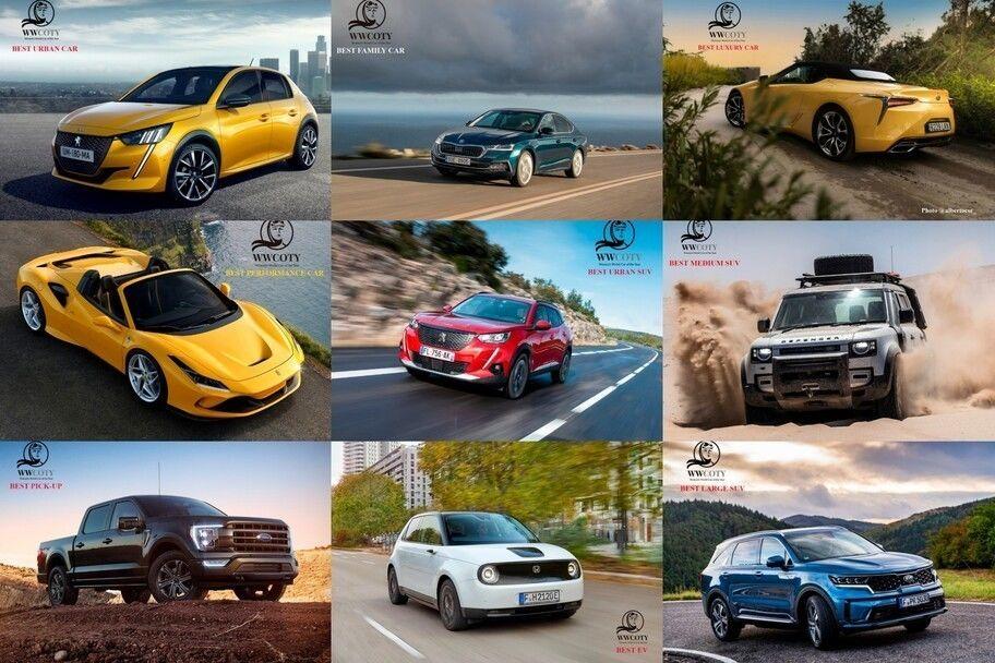 Svetové ženské auto roka 2021