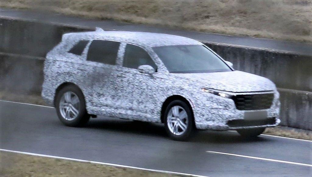 Nová Honda CR-V 2022