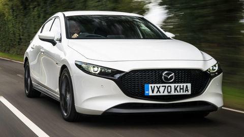 Mazda vylepšila motor SkyActiv-X. Má viac síl a nižšiu spotrebu