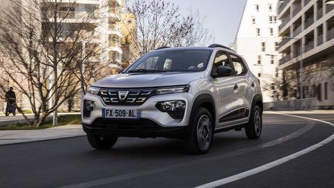 Dacia Spring už dostala prvé európske ceny. Je v tom však háčik