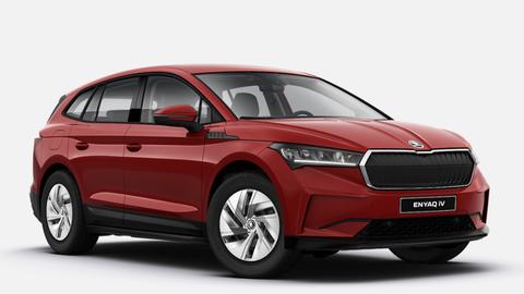 Základná Škoda Enyaq iV 50 je v predaji. Poznáme cenu, výbavu a technické údaje