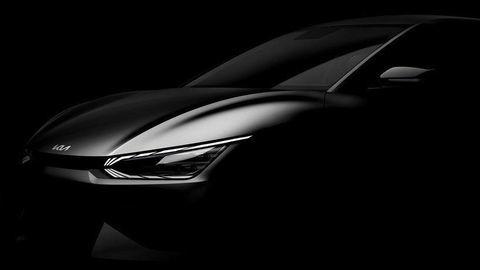 KIA poodhaľuje nový model EV6