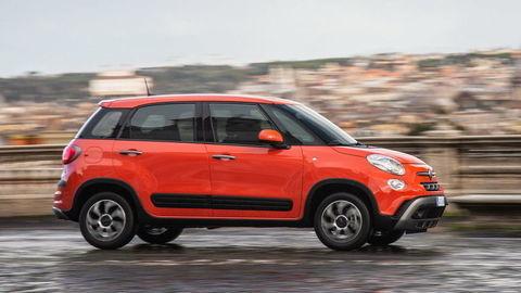 Fiat 500L sa vrátil snovou cenou,výbavou astarými štvorvalcami