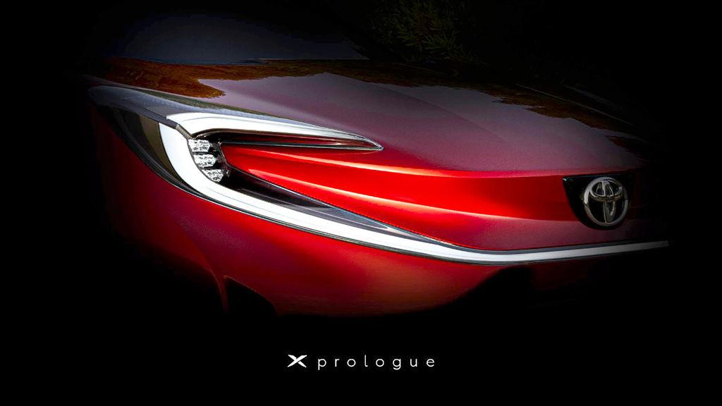 Toyota elektricke SUV