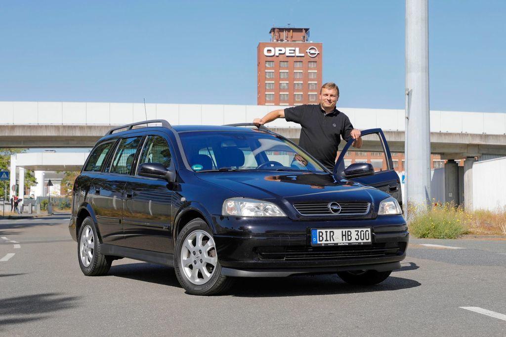 Opel Astra 500 000 km