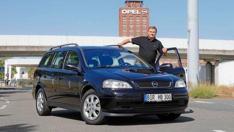Tento Opel Astra najazdil 600 000 km! Teraz je ozdobou múzea značky