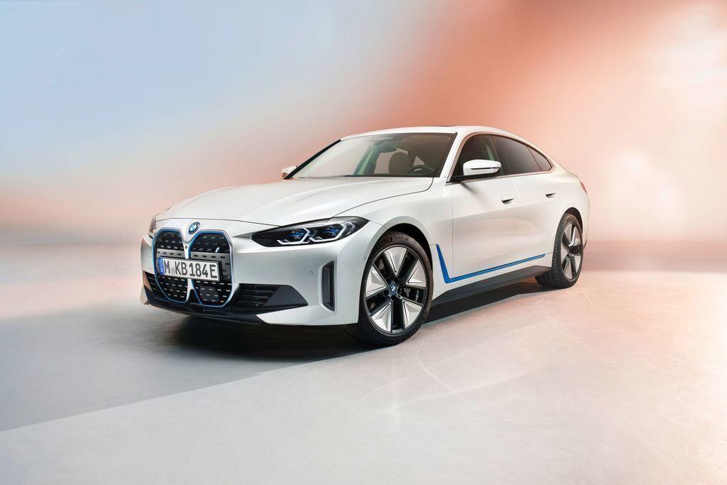 Nové BMW i4 2021