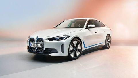 Prvé oficiálne zábery nového BMW i4 2021