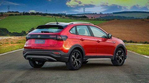 Toto je nový crossover Volkswagen Nivus. Už onedlho dorazí aj k nám