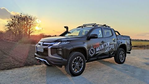 TEST Mitsubishi L200 Mountain Sherpa: S horským vodcom aj na kraj sveta