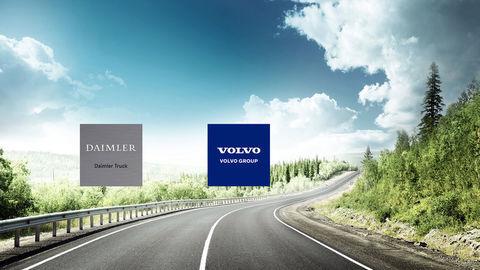 Spoločný podnik Daimler Truck a Volvo Group