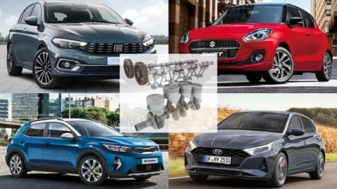 PREHĽAD Najlacnejšie nové autá so štvorvalcovým motorom do 15 000 eur