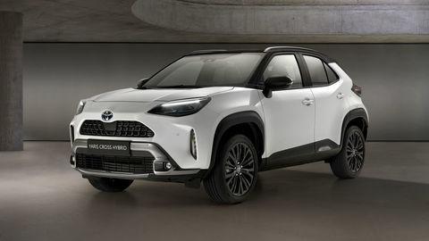 Toyota Yaris Cross príde tiež v dobrodružnej verzii Adventure. A aj s pohonom 4x4