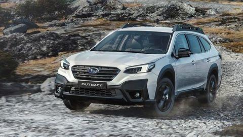 Nové Subaru Outback 2021 podrobne: Svetový univerzál v top forme