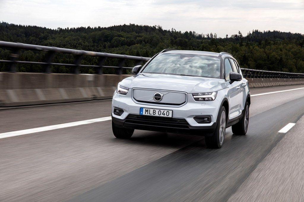 Volvo od roku 2030 len elektromobily