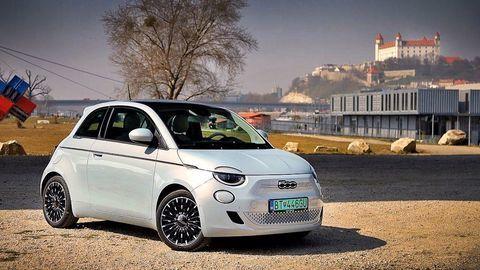 Prvý slovenský test nového Fiat 500e: Veľký taliansky špeciál!