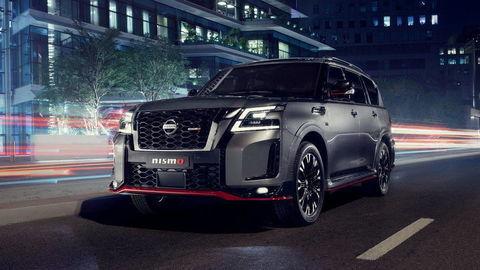 Šialený Nissan Patrol Nismo má atmosférický osemvalec a výkon športových áut