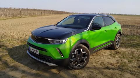 Elektromobil: Prvá jazda s Opel Mokka-e. Je najlepší v triede?
