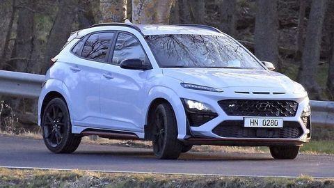 Hyundai Kona N 2021 dostane športovú automatickú prevodovku so špeciálnymi funkciami
