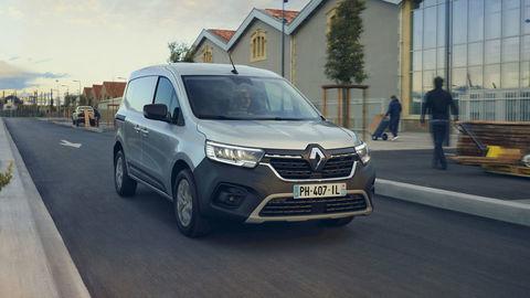 Renault zverejnil slovenské ceny Kangoo Van, Express Van, Trafic Combi a Trafic SpaceClass