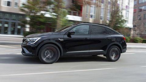 Renault Arkana prišiel už aj na Slovensko. Poznáme ceny, motorizácie a výbavy