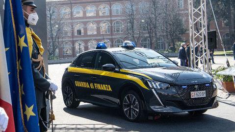 Trnavský Peugeot e-208 pre taliansku políciu