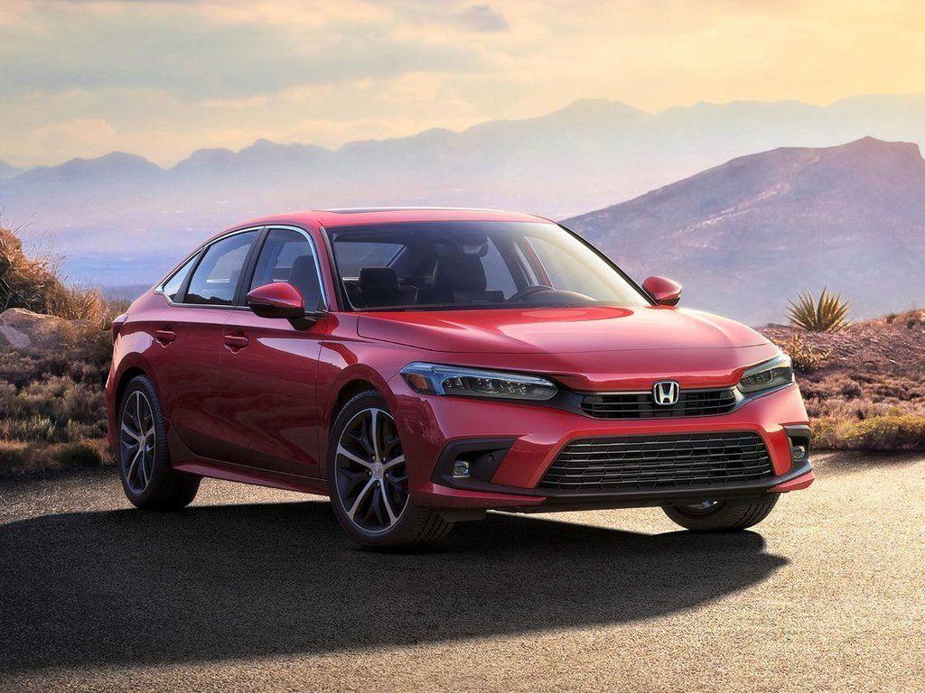 Nova Honda Civic 2022