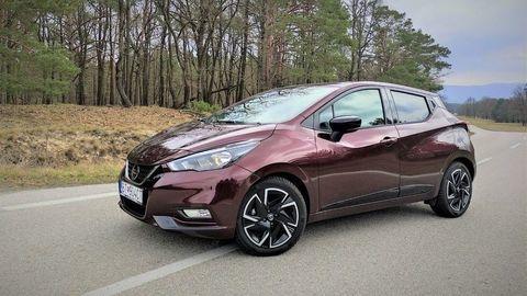 TEST Nissan Micra 1.0 IG-T Xtronic: Mestská fešanda s dobrým srdcom