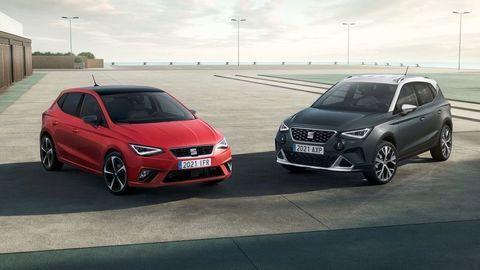 SEAT Ibiza a Arona facelift 2021: Veľké zmeny hlavne vo vnútri